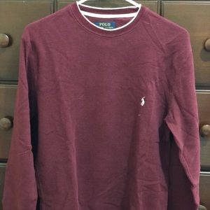 Polo Ralph Lauren Thermal Size: M Maroon